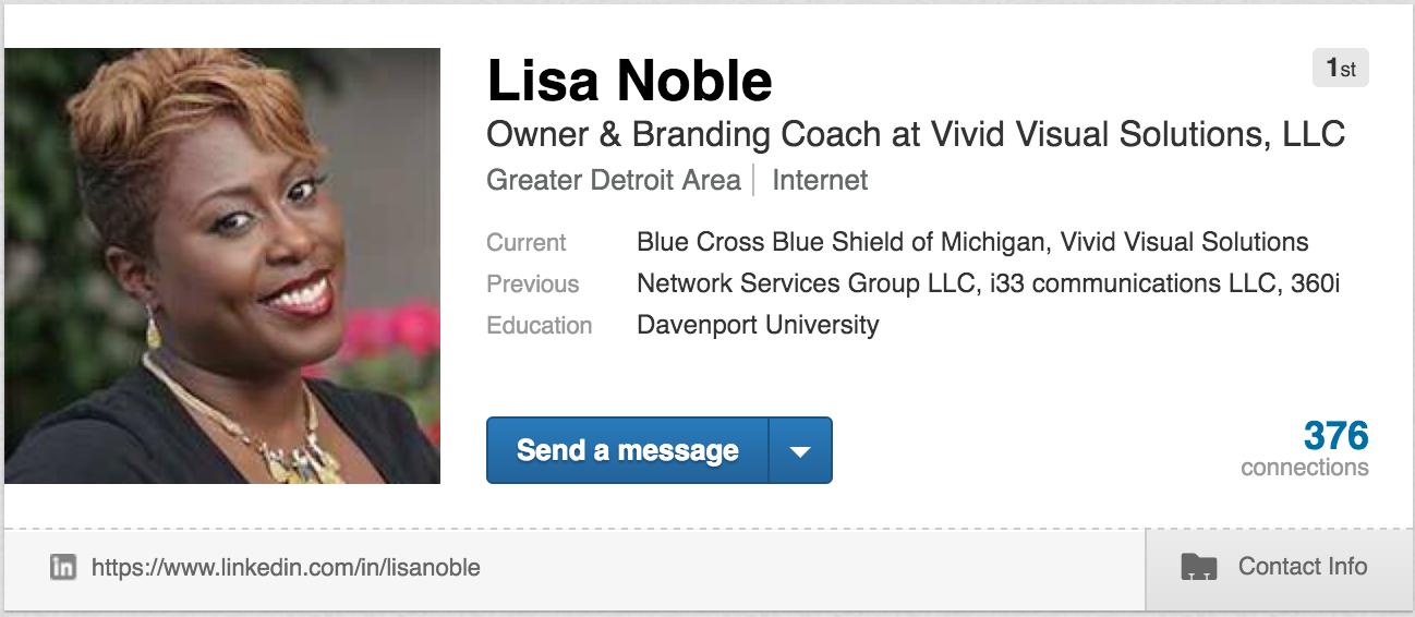 Good Linkedin Profile