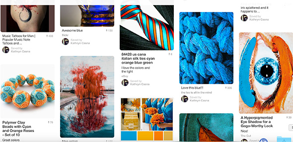 Pinterest color inspiration