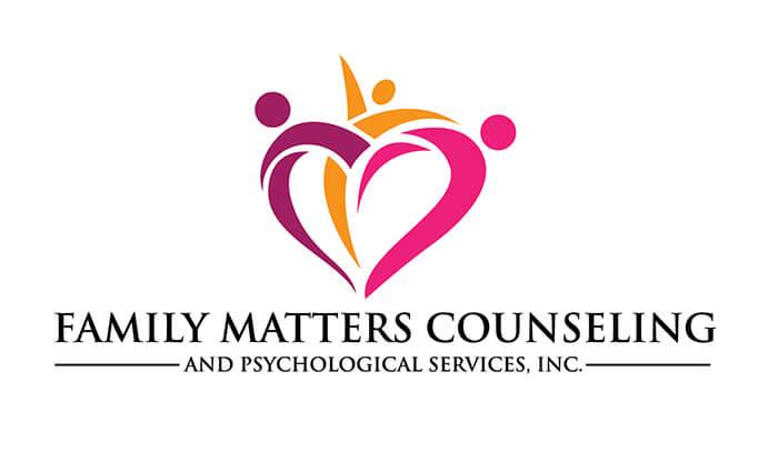 Family Matters logo design