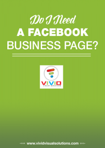 Do I need a Facebook Business page?