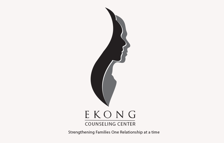 JUST LAUNCHED! Brand and website for Ekong Counseling Center