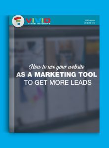 Ebook: How to use your website as a marketing tool