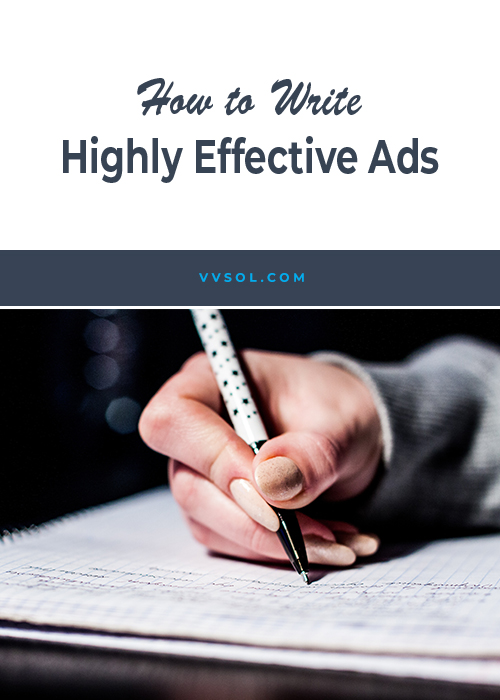 How to Write Highly Effective Ads