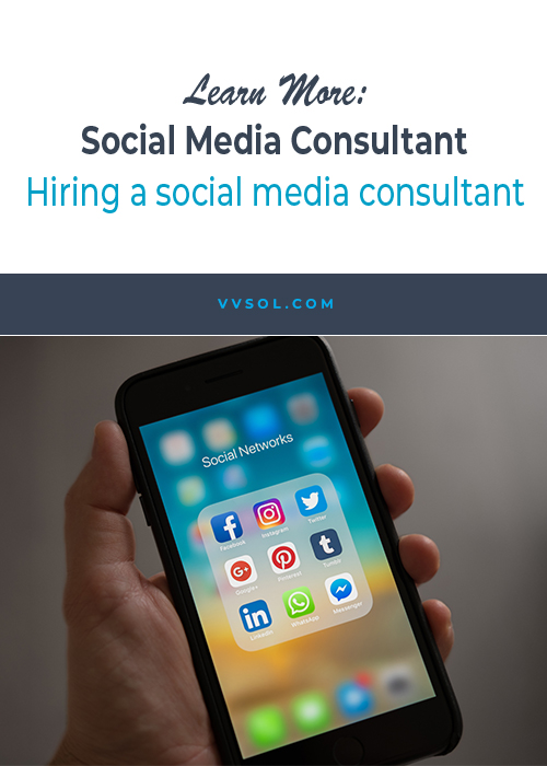 Hiring a Social Media Consultant