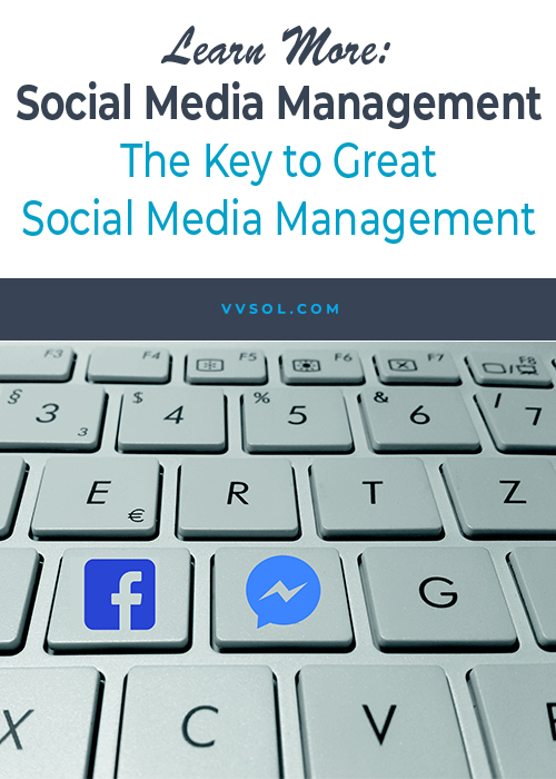 The Key to Great Social Media Management