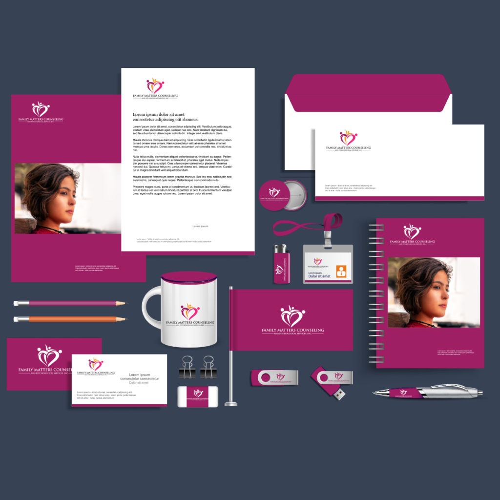 fmcounseling Brand Identity