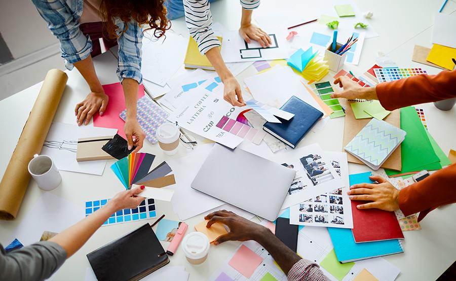 Brand Strategy Identity Design