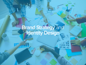 Services - Brand Strategy and Identity Design